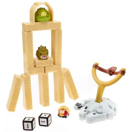 Hasbro - Lanzadores Angry Birds Star Wars