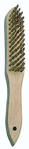 Bellota 50801-4 - Cepillo de Alambre manual acero latonado