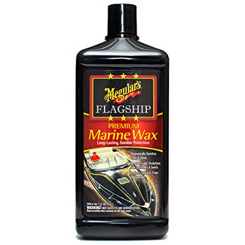 MEGUIAR'S M6332 Flagship Premium Marine Wax Review