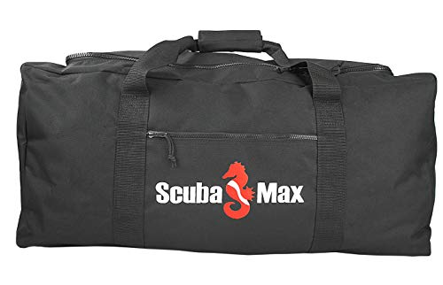 ScubaMax Duffel Bag Holds All Your Diving Gear
