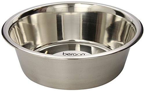 Maslow Stainless Steel Standard Bowl, 17-Cup