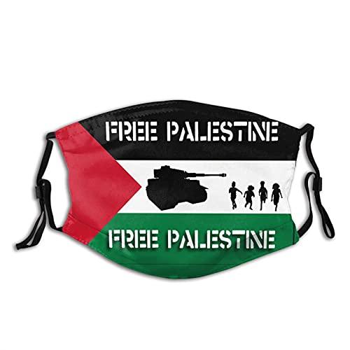 Jopath Inklusive Palästina-Gesichtsabdeckung.