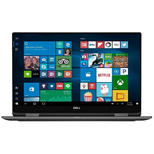 Our #3 Pick is the Dell XPS 15 2 in 1 Laptop