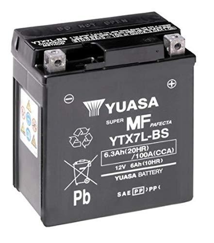 Yuasa 212070 Batteria YTX7L-BS 12V