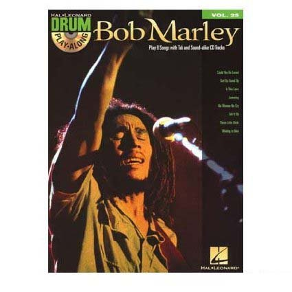 Bob Marley Play-Along Book/CDs