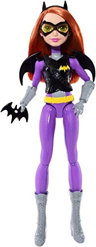 DC Super Hero Mattel – DVG22 Girls – Batgirl – 30cm Actionfigur und Zubehör