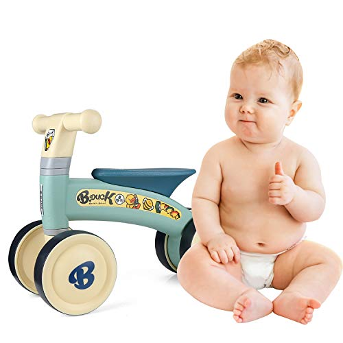 Buy Bargain EnterSports Baby Balance Bike - Baby Bicycle for 10-24 Months Baby Walker Toys Safe Ridi...
