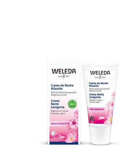 WELEDA Nachtcrème rozenbottenbloesem (Rosa Mosqueta) 30 ml