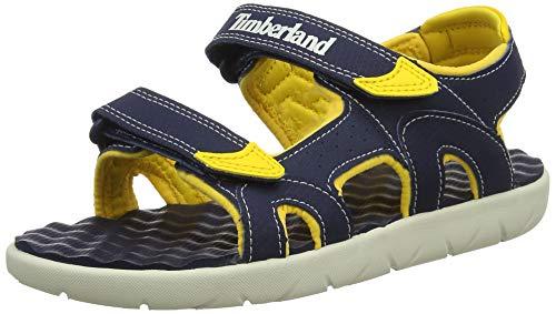 Timberland Perkins Row-2-strap sandalen voor kinderen, uniseks