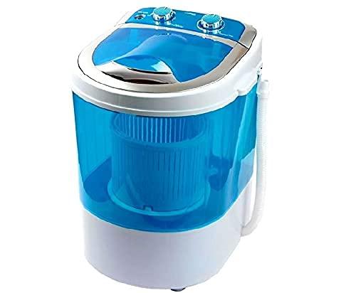 Mini Washing Machine with Dryer Basket