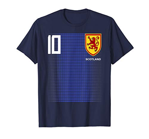 Scotland Scottish Soccer Jersey Shirt