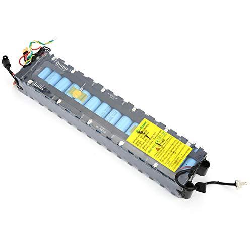 FOLOSAFENAR 36V Calidad confiable Protección contra Descarga Doble M365 Paquete de batería Paquete de batería Batería Estable para Scooter eléctrico, para Scooter eléctrico M365