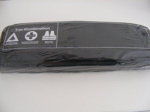 Kley /& Partner 2039/ /Telaio da incasso per piccoli dispositivi protezione di navigazione Autoradio per Smart 451/ab 09.2010