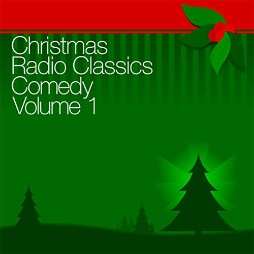Christmas Radio Classics audiobook cover art