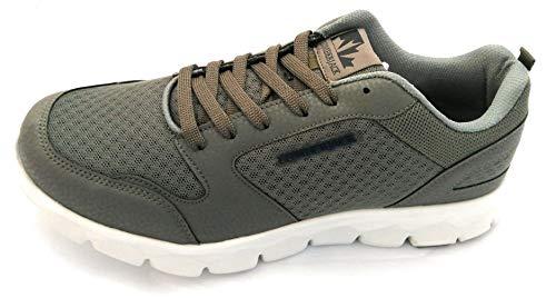 Lumberjack RAM SM 78 211 Militari 41 Sneakers Scarpa Tennis Running Passeggiata Traspirante