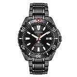 Citizen Watches BN0195-54E Eco-Drive Black One Size