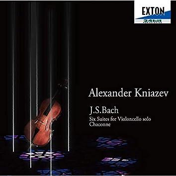 J.S.Bach: Six Suites for Violoncello solo - Chaconne