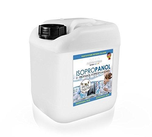 5,0 L Reinigungsalkohol Isopropanol 2-Propanol Erfahrungen & Preisvergleich