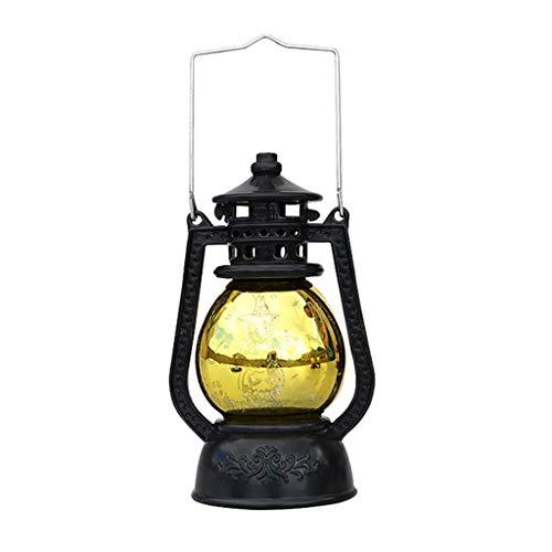 HINK Lumière lumière Halloween déco Accessoire Citrouille...