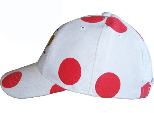 Casquette – Collection officielle Le Tour de France de Cyclisme 2014 – Maillot à Pois Grimpeur - 3