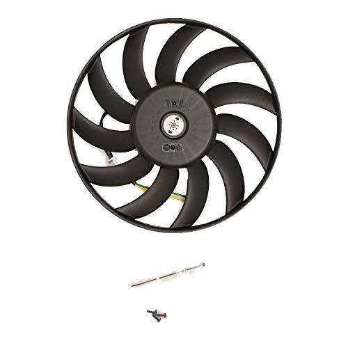 Price comparison product image Valeo 696017 Fan Motor