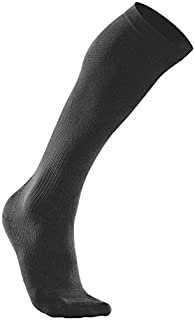 2XU Military Men's Recovery Compression Socks, Made in USA