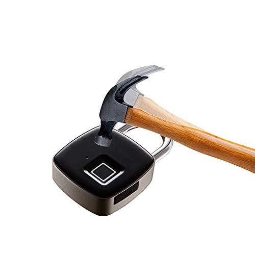 Losenlli Electrónico Inteligente Bluetooth Huella Digital Contraseña Candado Home Door Aplicación Administración remota Desbloqueo del teléfono móvil