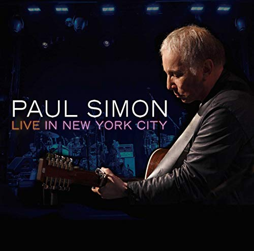 Paul Simon: Live In New York City [Blu-ray]