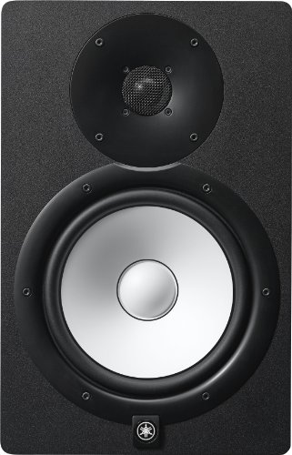 YAMAHA HS8 Studio Monitor, Black, 8 Inch