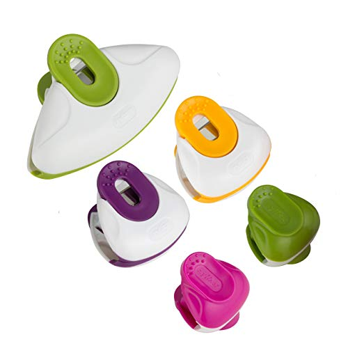 Zyliss Clip-All Bag Clips Mix Assorted