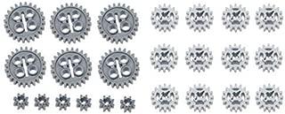 LEGO 24pc Technic Gear SET (Mindstorms nxt robot rcx lot pack hobby NEW)