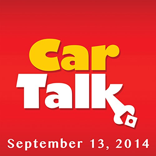 Car Talk, The Twin Schwinn Blowout, September 13, 2014 audiobook cover art
