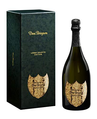 Champagne Dom Pérignon 2008 Limitierte Edition Lenny Kravitz 75cl mit Box