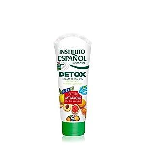 Crema de Manos Anti Manchas - Detox 75 ML - Instituto Español, Estándar (111-0716)
