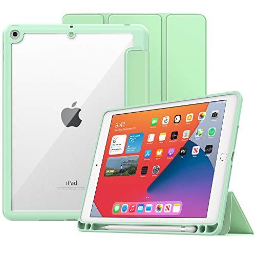MoKo Funda para Nuevo iPad 8ª Generación 2020 iPad 7ª Gen 10.2
