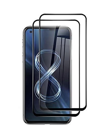 TingYR para ASUS Zenfone 8 Cristal Templado, [Sin Burbujas] [Dureza 9H], Vidrio...
