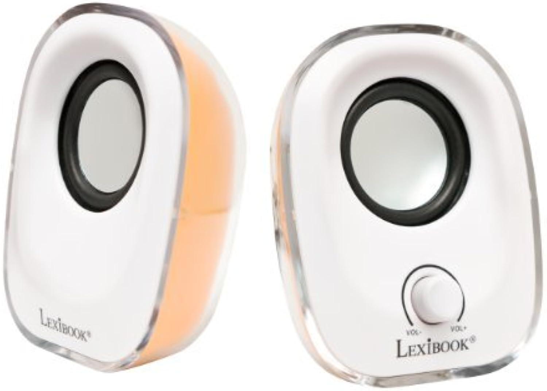 Lexibook USB Speakers by LEXIBOOK