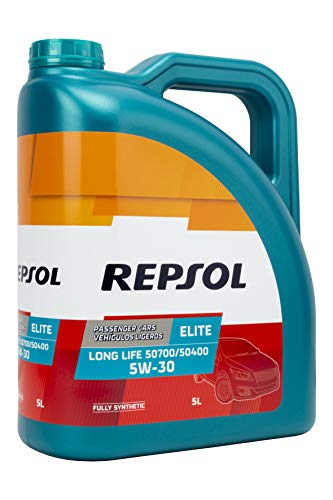 Repsol 543050 Aceite DE Motor Elite Long...