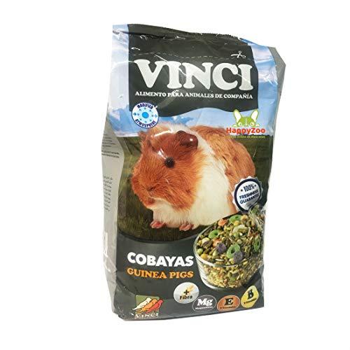 Pienso Especial Cobaya - Rico en Fibra - Vitaminas E, B - Magnesio