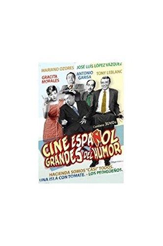 Regasa - Cine español grandes del humor (dvd)