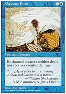 Magic: the Gathering - Gaseous Form - Fifth Edition