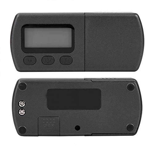 Calibrador de presión de plataforma giratoria fácil de operar para cartucho fonográfico de brazo de tono para tocadiscos de plataforma giratoria