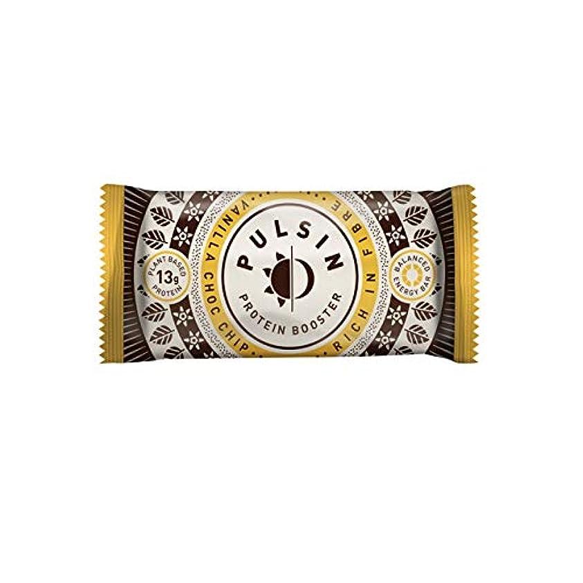 モディッシュ害夜間バニラ チョコチップ プロテイン スナック 50g【18個セット】