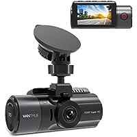 Vantrue T3 1520P 24/7 Dash Cam with Radar Motion Detection Parking Mode