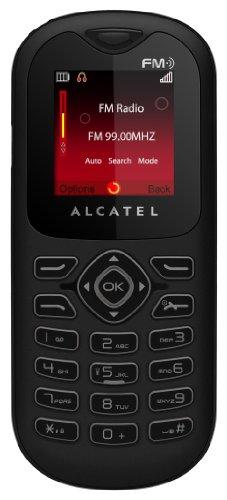 Alcatel OT-208 grau Handy ohne Branding
