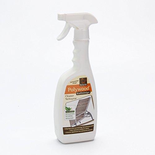 Belardo - Limpiador de polimadera (0,5 L)