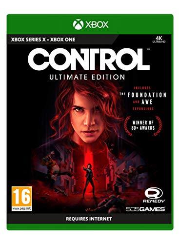 Control Ultimate Edition - Xbox One [Edizione: Regno Unito]