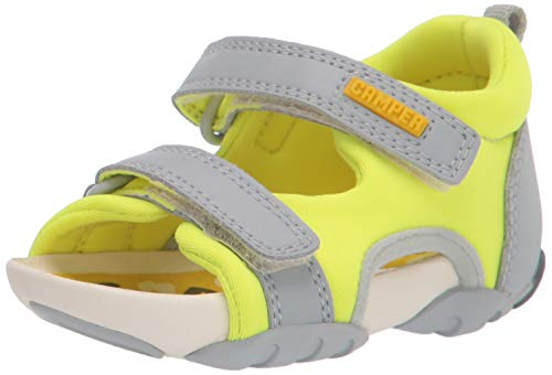 CAMPER Unisex Kinder OUS FW Flache Sandale, Multi, 20 EU