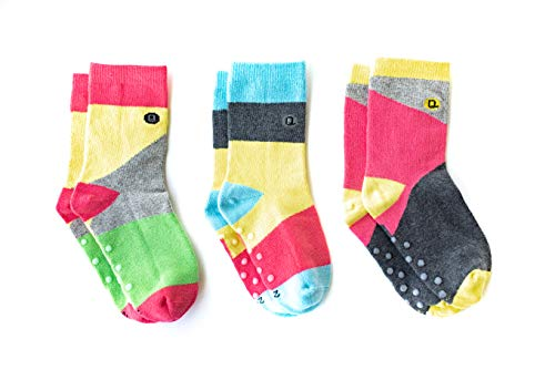 Organic toddler baby and kids socks with seamless toes, kids...