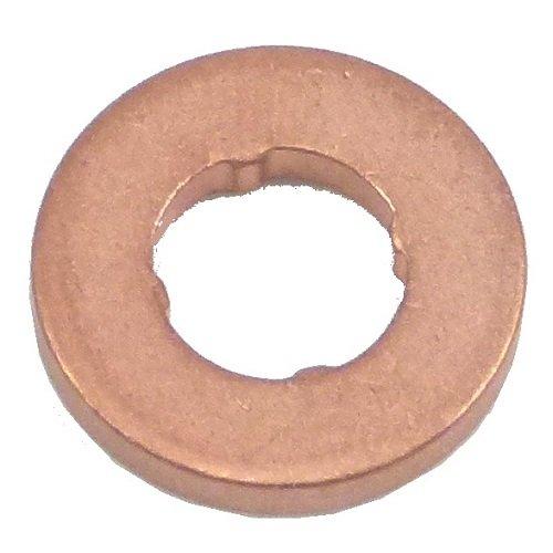Bague d'étanchéité waerme pare-brise D1 = 7,5 D2 = 15 H = 2,0 mm 55221016